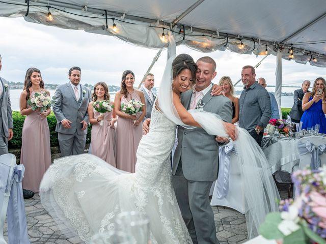 Steve and Cindy's Wedding in Bronx, New York 115