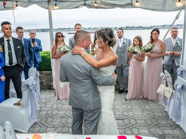 Steve and Cindy's Wedding in Bronx, New York 116