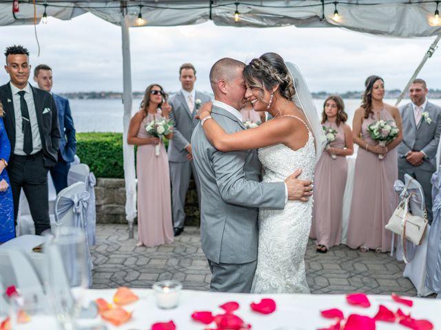 Steve and Cindy's Wedding in Bronx, New York 118