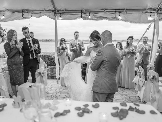 Steve and Cindy's Wedding in Bronx, New York 119