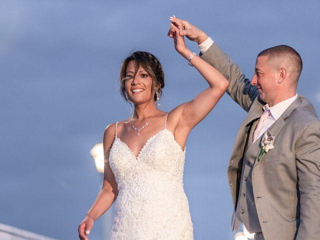 Steve and Cindy's Wedding in Bronx, New York 125