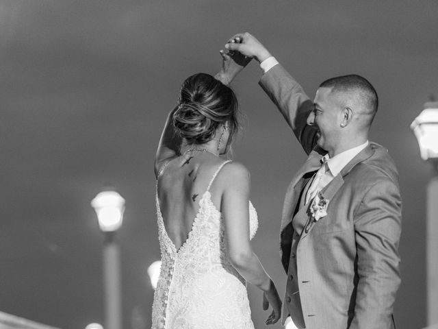 Steve and Cindy's Wedding in Bronx, New York 126