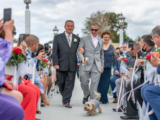Steve and Cindy's Wedding in Bronx, New York 134