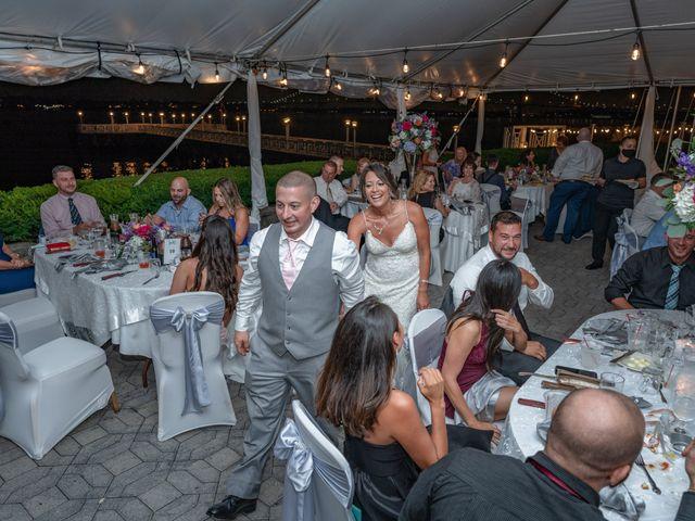 Steve and Cindy's Wedding in Bronx, New York 159