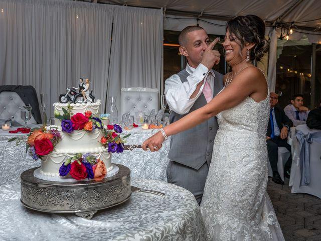 Steve and Cindy's Wedding in Bronx, New York 160