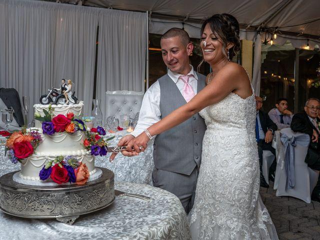 Steve and Cindy's Wedding in Bronx, New York 161