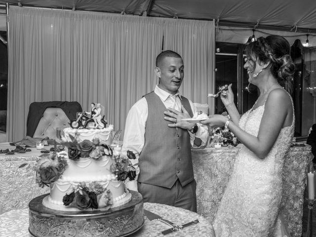 Steve and Cindy's Wedding in Bronx, New York 162