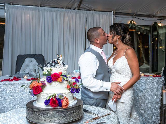 Steve and Cindy's Wedding in Bronx, New York 163
