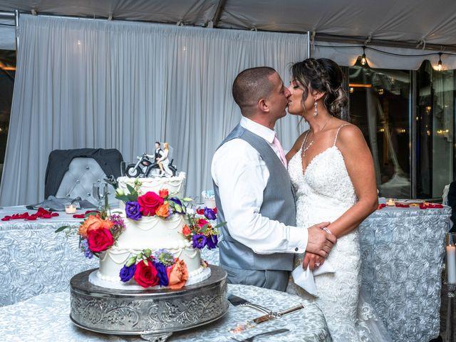 Steve and Cindy's Wedding in Bronx, New York 164