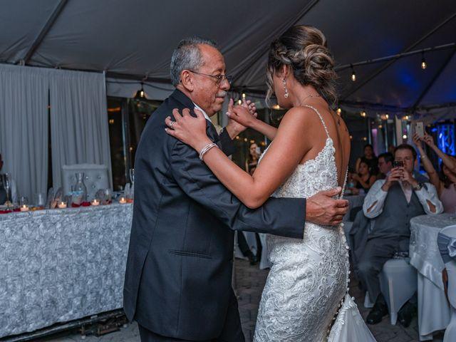 Steve and Cindy's Wedding in Bronx, New York 166