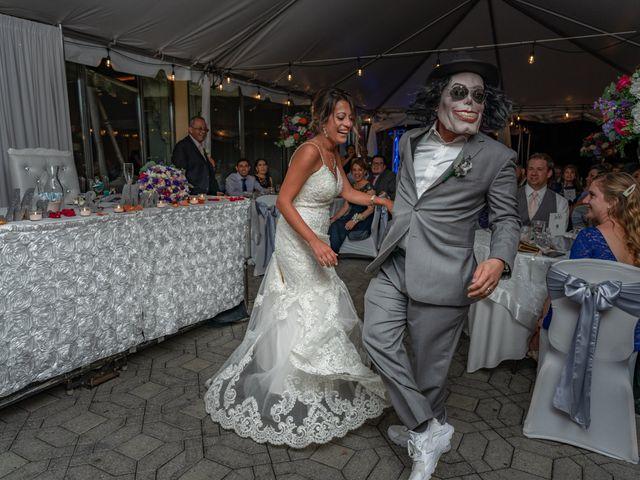 Steve and Cindy's Wedding in Bronx, New York 167