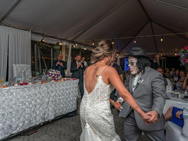 Steve and Cindy's Wedding in Bronx, New York 169