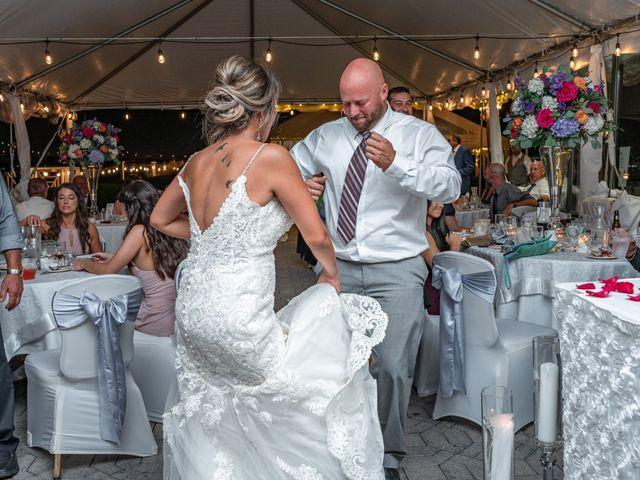 Steve and Cindy's Wedding in Bronx, New York 170