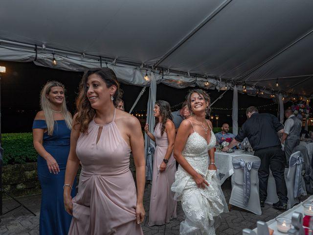 Steve and Cindy's Wedding in Bronx, New York 171