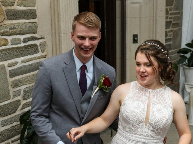 Richie and Erica's Wedding in West Chester, Pennsylvania 39