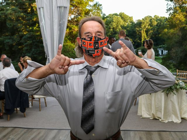 Richie and Erica's Wedding in West Chester, Pennsylvania 48