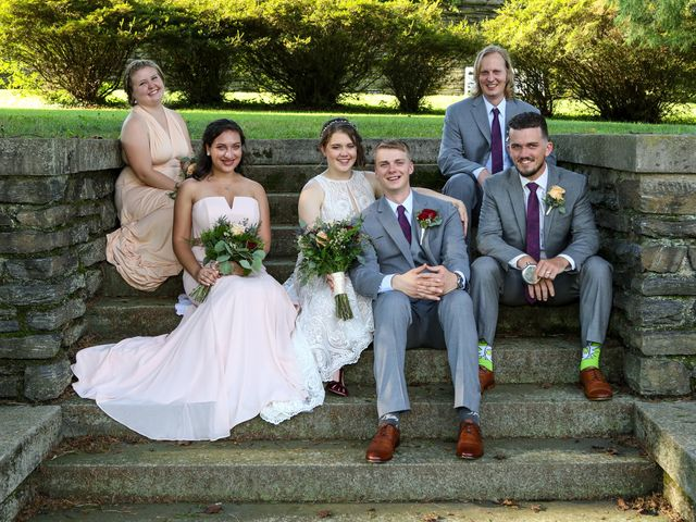 Richie and Erica's Wedding in West Chester, Pennsylvania 1