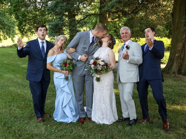 Richie and Erica's Wedding in West Chester, Pennsylvania 75