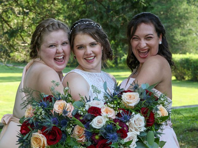 Richie and Erica's Wedding in West Chester, Pennsylvania 78