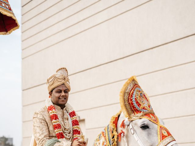 Harsh and Nida's Wedding in Naperville, Illinois 7