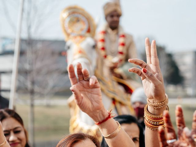 Harsh and Nida's Wedding in Naperville, Illinois 10