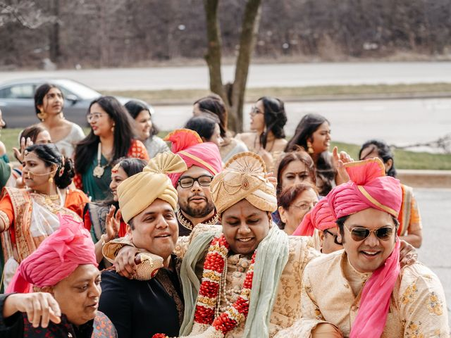 Harsh and Nida's Wedding in Naperville, Illinois 13