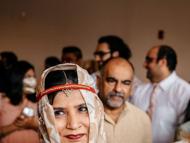 Harsh and Nida's Wedding in Naperville, Illinois 15