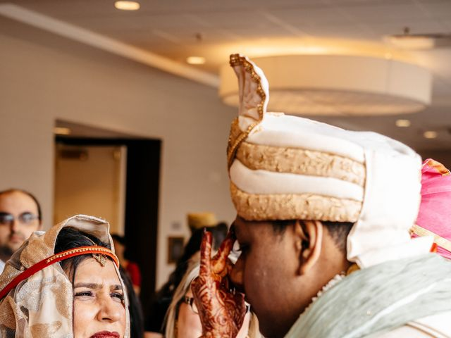 Harsh and Nida's Wedding in Naperville, Illinois 16