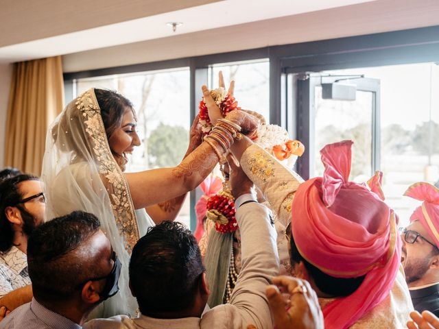 Harsh and Nida's Wedding in Naperville, Illinois 17