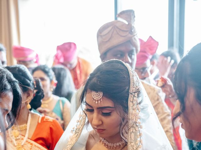 Harsh and Nida's Wedding in Naperville, Illinois 18