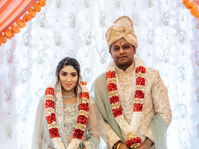 Harsh and Nida's Wedding in Naperville, Illinois 22