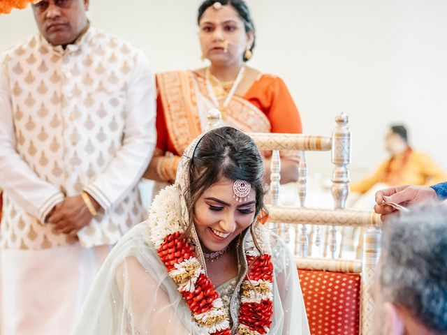 Harsh and Nida's Wedding in Naperville, Illinois 23