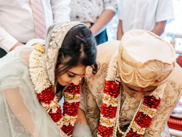 Harsh and Nida's Wedding in Naperville, Illinois 24