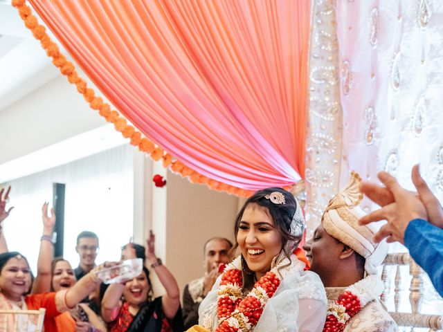 Harsh and Nida's Wedding in Naperville, Illinois 25