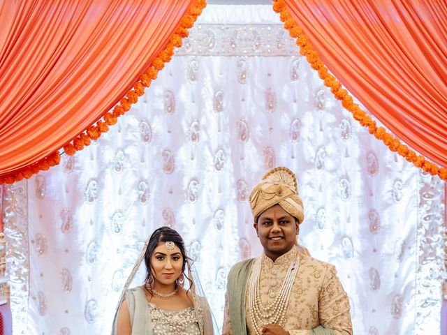 Harsh and Nida's Wedding in Naperville, Illinois 28
