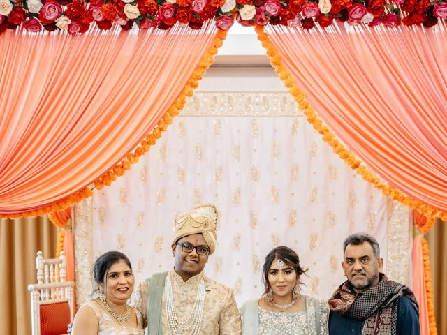 Harsh and Nida's Wedding in Naperville, Illinois 29