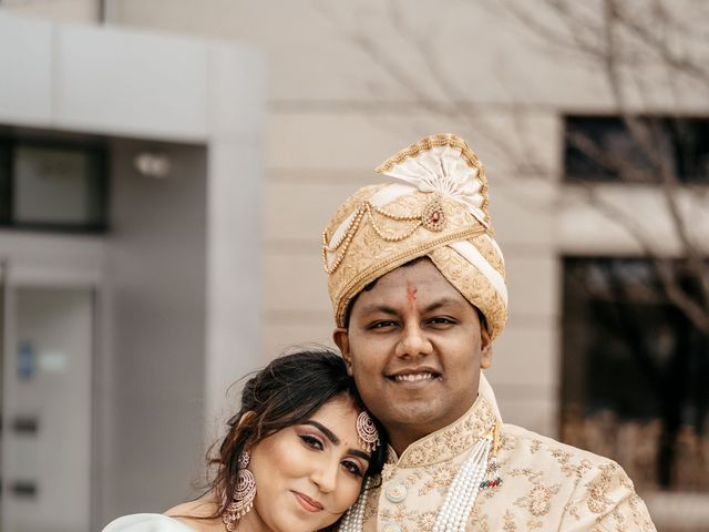 Harsh and Nida's Wedding in Naperville, Illinois 31