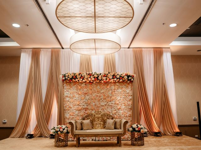 Harsh and Nida's Wedding in Naperville, Illinois 32