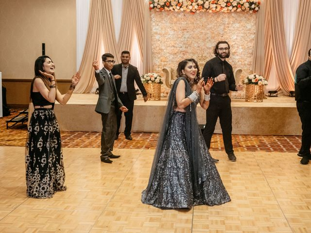 Harsh and Nida's Wedding in Naperville, Illinois 38