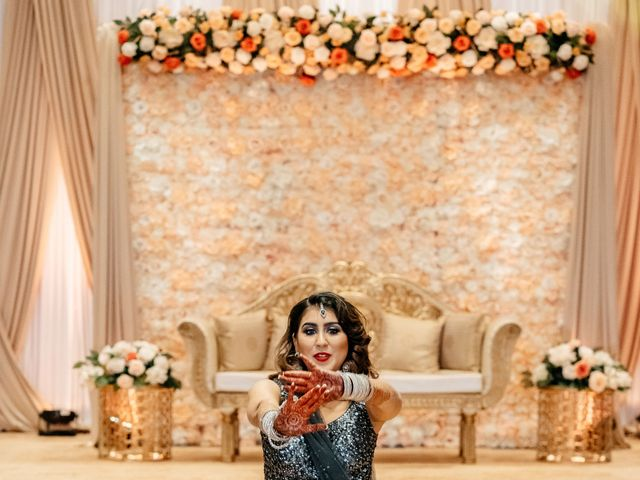 Harsh and Nida's Wedding in Naperville, Illinois 39