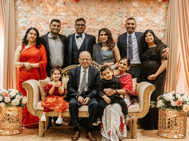 Harsh and Nida's Wedding in Naperville, Illinois 41