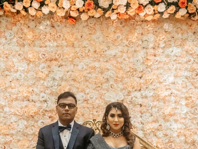 Harsh and Nida's Wedding in Naperville, Illinois 42