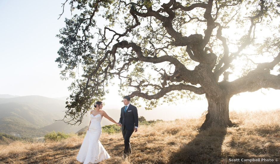 Yonnie and Alison's Wedding in Carmel Valley, California