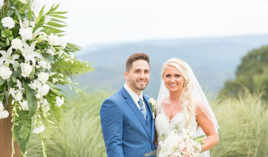 Elliot and Kelly's Wedding in Palmerton, Pennsylvania