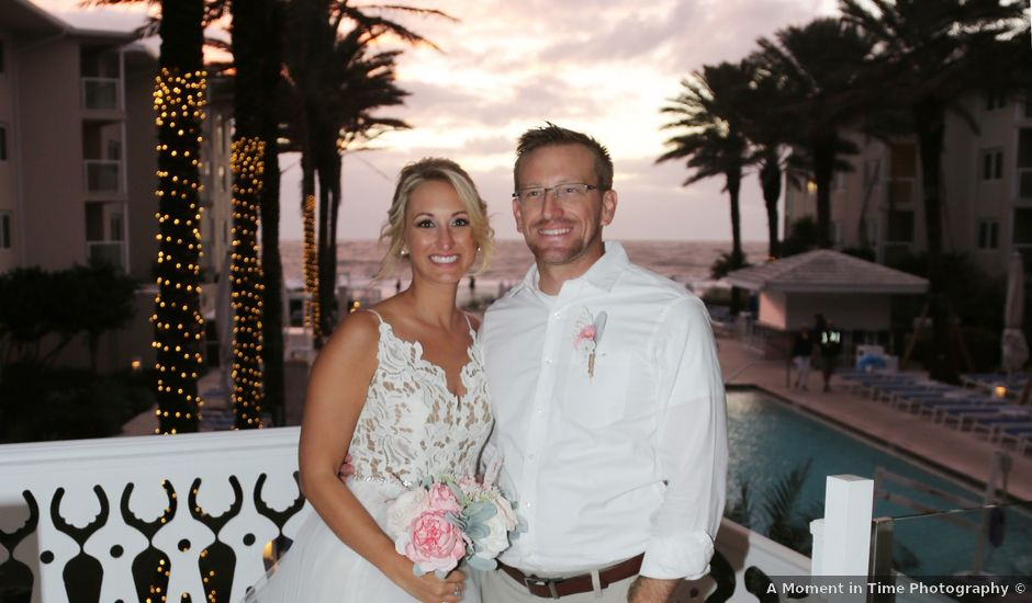 Chad and Kelsey's Wedding in Naples, Florida
