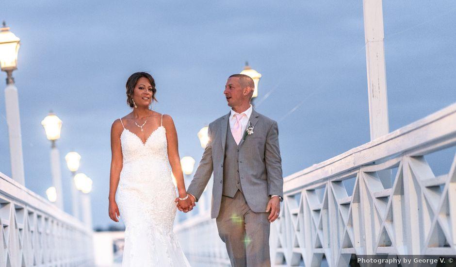 Steve and Cindy's Wedding in Bronx, New York
