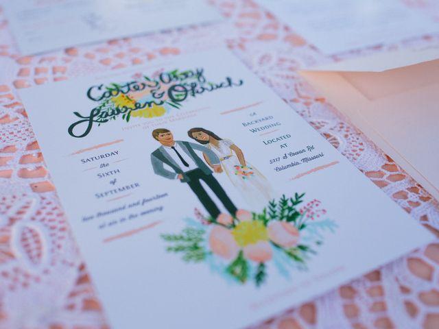 Lauren and Carter's Wedding in Columbia, Missouri 2