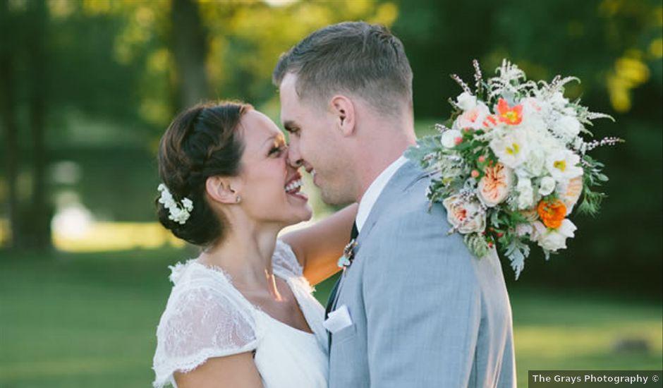 Lauren and Carter's Wedding in Columbia, Missouri