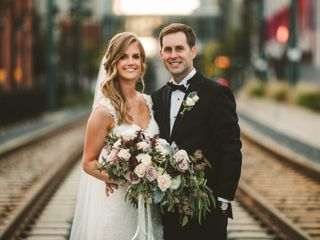 The wedding of Ryan and Kali