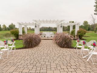 Melissa and Anthony's Wedding in East Syracuse, New York 3
